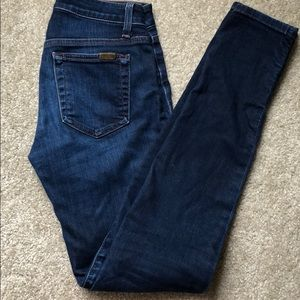Denim - Joe's jeans with red detail